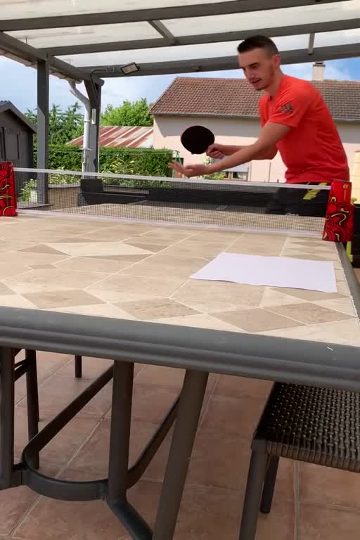 Snce 3 Exercice 2 - Tennis de Table Cusset